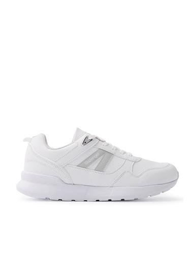 Slazenger Slazenger SHELL I Koşu & Yürüyüş Erkek Ayakkabı    Beyaz